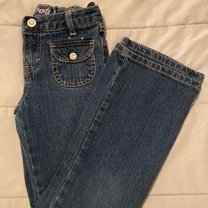 Lil Girls Denim Jeans
